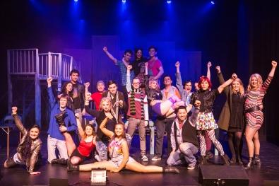 Finale Act 1 - La Vie Boheme
