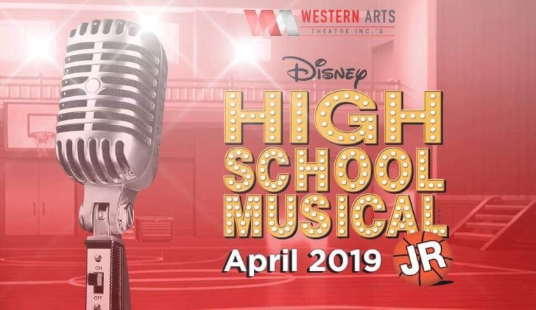 High School Musical banner
